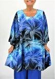 Tuniek Claire XL - Tie dye
