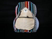 Rugzak hennep uit Nepal 10