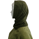 Col wrap fleece